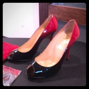 Authentic Christian Louboutin Women's Shoes